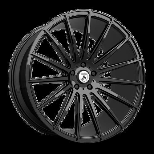 ASANTI ABL-14 POLARIS hliníkové disky 8,5x19 5x120 ET38 Gloss Black