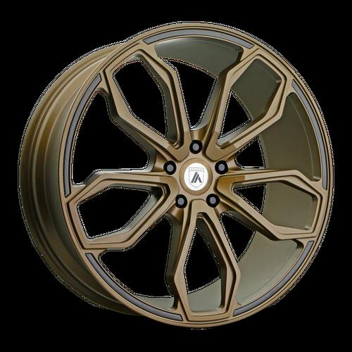 ASANTI ABL-19 ATHENA hliníkové disky 10,5x22 5x114,3 ET35 Satin Bronze
