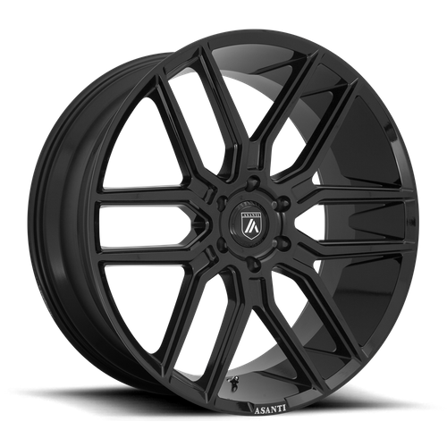 ASANTI ABL-28 BARON hliníkové disky 9x20 6x135 ET30 Gloss Black