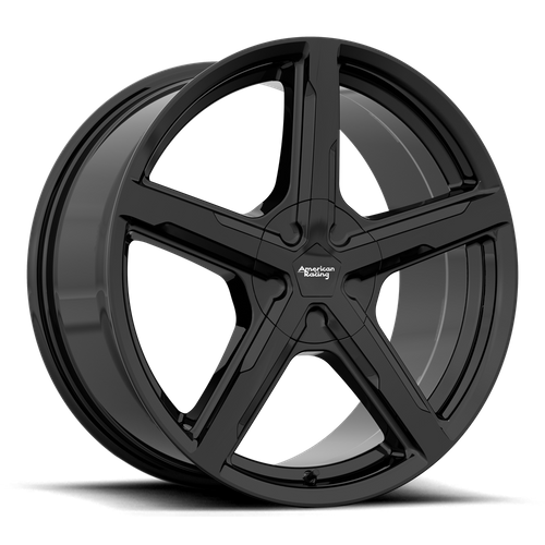 AMERICAN RACING AR921 TRIGGER hliníkové disky 7x16 5x108-114,3 ET40 Gloss Black