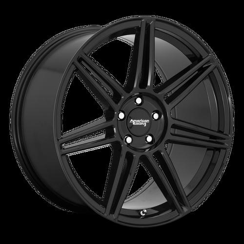 AMERICAN RACING AR935 REDLINE hliníkové disky 8,5x20 5x120 ET25 Gloss Black