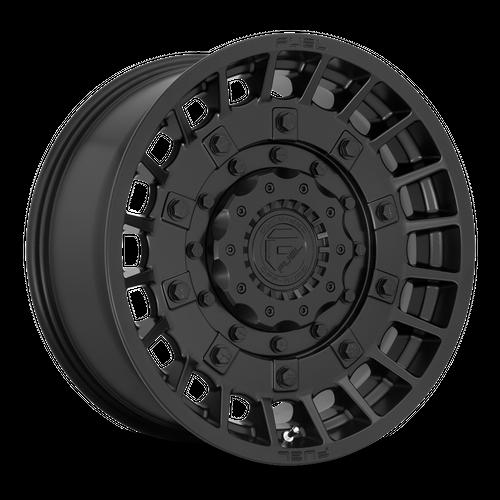 FUEL D723 MILITIA hliníkové disky 9x20 6x135-139,7 ET1 Matte Black