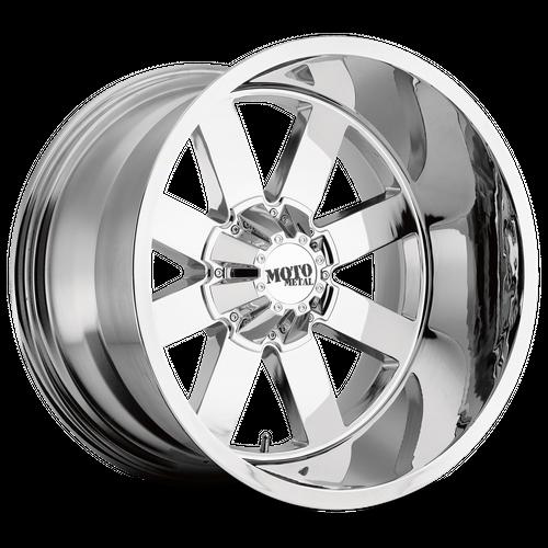 MOTO METAL MO962 hliníkové disky 10x17 6x135-139,7 ET-24 Chrome