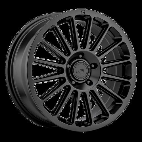 MOTEGI MR141 RS16 hliníkové disky 7,5x16 5x114,3 ET40 Satin Black