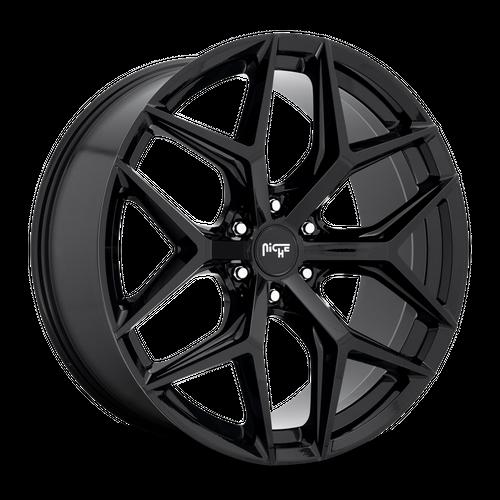 NICHE M231 VICE SUV hliníkové disky 9x20 6x139,7 ET30 GLOSS BLACK