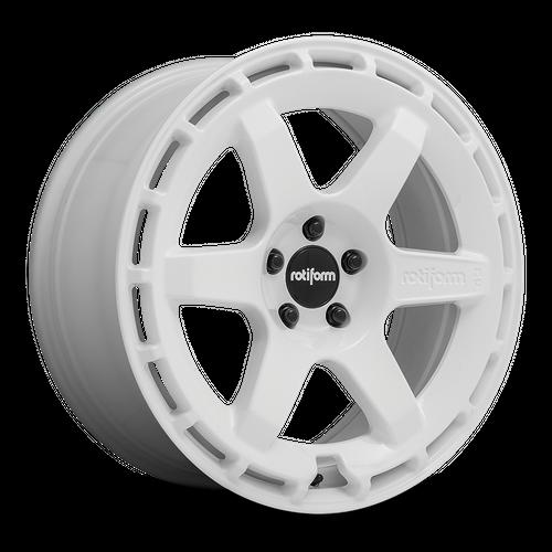 ROTIFORM R183 KB1 hliníkové disky 8,5x19 5x108 ET42 Gloss White