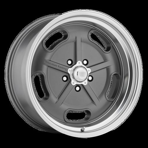AMERICAN RACING VN511 SALT FLAT hliníkové disky 8x17 5x114,3 ET0 Mag Gray Diamond Cut Lip
