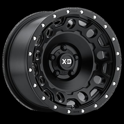 XD XD129 HOLESHOT hliníkové disky 8,5x17 6x139,7 ET34 Satin Black