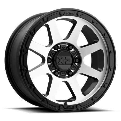 XD XD134 ADDICT 2 hliníkové disky 9x17 8x170 ET18 Matte Black Machined Face