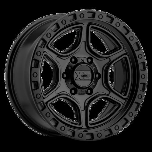 XD XD139 PORTAL hliníkové disky 9x17 6x139,7 ET-12 Satin Black