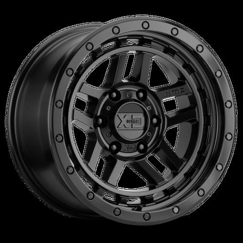 XD XD140 RECON hliníkové disky 8,5x18 6x114,3 ET18 Satin Black