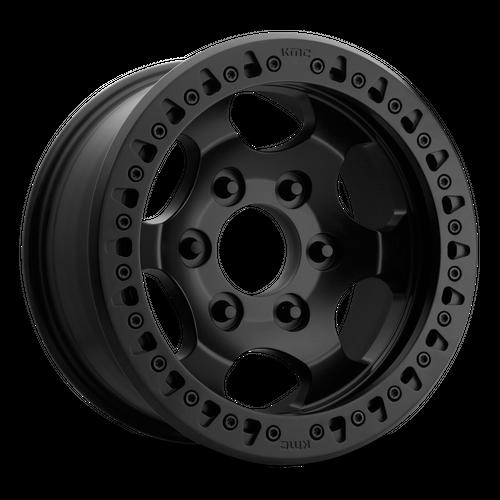 XD XD231 RG RACE hliníkové disky 8,5x17 6x165,1 ET0 Satin Black